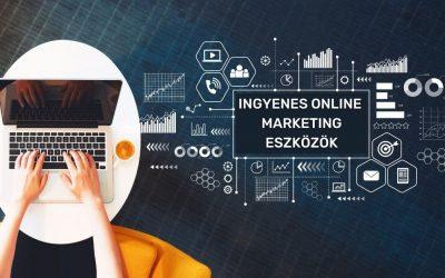 A legjobb ingyenes online marketing eszközök